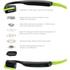 Aftershokz Trekz Titanium Wireless Headphones - Ivy: Image 5