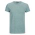 Brave Soul Men's Gonzalo Burnout T-Shirt - Sea Green: Image 1