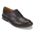 Tricker's Men's Bourton Leather Wingtip Brogues - Espresso: Image 2