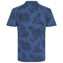 Threadbare Men's Hanoi Floral Print T-Shirt - Denim: Image 2