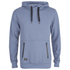 Threadbare Men's Lisbon Hoody - Blue: Image 1
