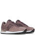 Saucony Women's Shadow Original Suede Trainers - Plum: Image 2