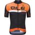 Alé PRR 2.0 Ciruito Jersey - Black/Orange: Image 1