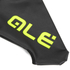 Alé Aerolight Lycra Shoe Covers - Black/Yellow: Image 3