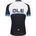 Alé Excel Veloce Jersey - Black/Light Blue: Image 2