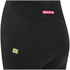 Alé Women's Plus Infinity Bib Shorts - Black/White: Image 3