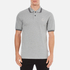 Converse Men's All Star Core Polo Shirt - Vintage Grey Heather: Image 1