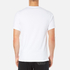 Converse Men's All Star Shield Reflective Rain Box Star T-Shirt - White: Image 3