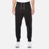 Converse Men's All Star Shield Reflective Detail Knit Pants - Black: Image 1