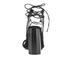 Senso Women's Niala IV Lace Front Heeled Sandals - Ebony: Image 3