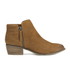 Dune Women's Petrie Suede Ankle Boots - Tan: Image 1