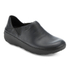 FitFlop Women's Superloafers Leather Clogs - All Black: Image 2