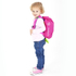 Trunki PaddlePak Coral the Tropical Fish Backpack - Medium - Pink: Image 4
