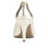 MICHAEL MICHAEL KORS Women's MK Flex Leather Court Shoes - Pale Gold: Image 3