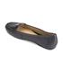MICHAEL MICHAEL KORS Women's May Leather Moc Flat Pumps - Black: Image 4