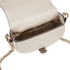 Karl Lagerfeld Women's K/Chain Small Shoulder Bag - Cream: Image 5