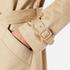 A.P.C. Women's Trench Coat - Beige: Image 5