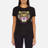 KENZO Women's Tiger Embroidered T-Shirt - Black: Image 1