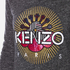 KENZO Women's Tenamie Flower Sweatshirt - Dark Grey: Image 5