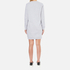 KENZO Women's Tiger Sweater Dress - Light Grey: Image 3