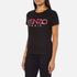 KENZO Women's Paris Rope Logo T-Shirt - Black: Image 2