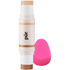 PUR Cameo Stick Dual Ended Contour Stick with Contour Blending Sponge 8.6g - Medium: Image 1