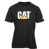 Caterpillar Men's Logo T-Shirt - Black: Image 1