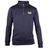 Caterpillar Men's Canyon 1/4 Zip Sweatshirt - Blue: Image 1
