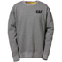 Caterpillar Men's Trademark Crew Sweatshirt - Grey: Image 1