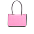 KENZO Women's Kombo East West Tote Bag - Pink/Bordeaux: Image 1