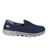 Skechers Men's GOwalk 3 Low Top Trainers - Blue: Image 1