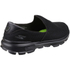 Skechers Men's GOwalk 3 Low Top Trainers - Black: Image 2