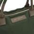 WANT LES ESSENTIELS Men's O'Hare Shopper Tote - Olive/Gunmetal: Image 4