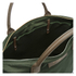 WANT LES ESSENTIELS Men's O'Hare Shopper Tote - Olive/Gunmetal: Image 5