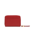 Lulu Guinness Women's Small Zip Around Wallet - Red: Image 2