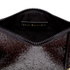 Lulu Guinness Women's Grace Medium Glitter Lipstick Clutch Bag - Black/Red: Image 5