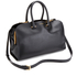 Lulu Guinness Women's Vivienne Medium Smooth Leather Tote Bag - Black: Image 3