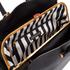 Lulu Guinness Women's Vivienne Medium Smooth Leather Tote Bag - Black: Image 5