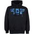 Marvel Mens Captain America Civil War A-Wings Hoody - Zwart: Image 1
