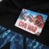 Marvel Mens Captain America Civil War A-Wings Hoody - Zwart: Image 3