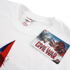 Marvel Men's Captain America Civil War Broken Star T-Shirt - White: Image 3