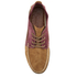 Sperry Men's A/O 2-Eye Wedge Suede Chukka Boots - Tan/Burgundy: Image 3