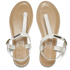 Superdry Women's Bondi Thong Sandals - White: Image 3