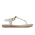 Superdry Women's Bondi Thong Sandals - White: Image 1
