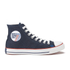 Superdry Men's Retro Sport High Top Trainers - Dark Navy: Image 1
