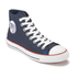 Superdry Men's Retro Sport High Top Trainers - Dark Navy: Image 2