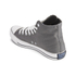 Superdry Men's Retro Sport High Top Trainers - Battleship Grey: Image 5