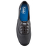 Keds Women's Triple Leather Trainers - Black: Image 3