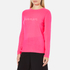 Bella Freud Women's Woman Cashmere Jumper - Pink: Image 2