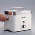 Graef TO61.UK 2 Slice Compact Toaster - White: Image 3